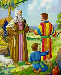 Joseph and the Coat of many colours