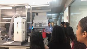Governor's STEM Scholars Visit Celgene Corporation