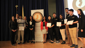 Governor's STEM Scholars Program Holds Fifth Anniversary Commencement Ceremony