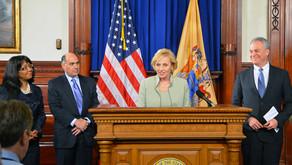 Acting Governor Kim Guadagno Announces Governor's STEM Scholars Program