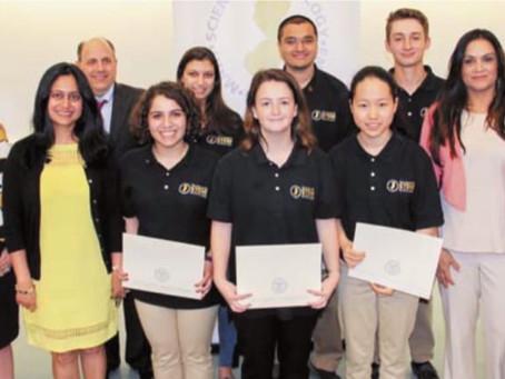 Governor's STEM Scholars May 2017 Newsletter