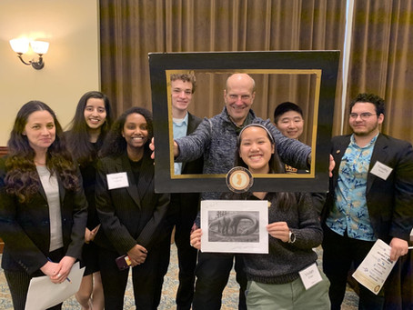 Governor's STEM Scholars Winter 2019 Newsletter