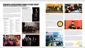 Governor's STEM Scholars Highlighted in INNOVATE New Jersey