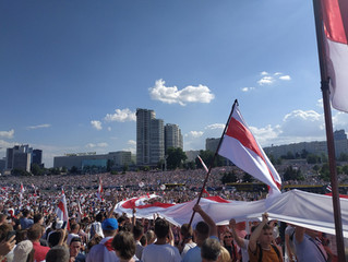 Election Day 2020 in Belarus - Focus on Jesus