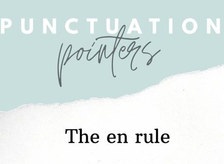 What is the en rule?