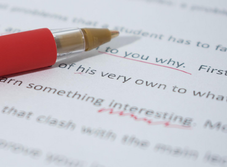 10 top tips for proofreading your CV