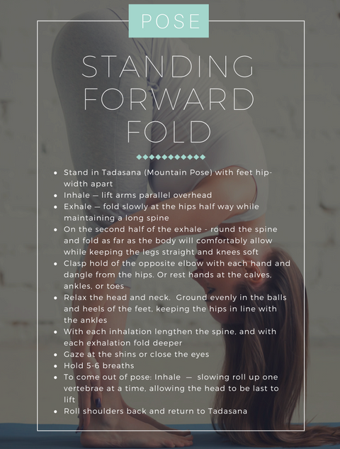 Standing Forward Fold