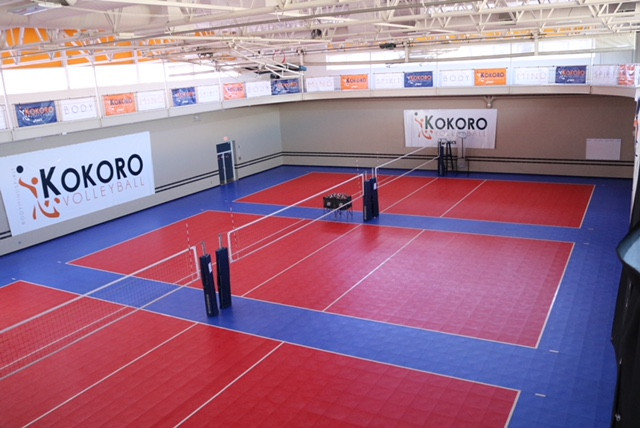 Our Location Kokoro Volleyball United States