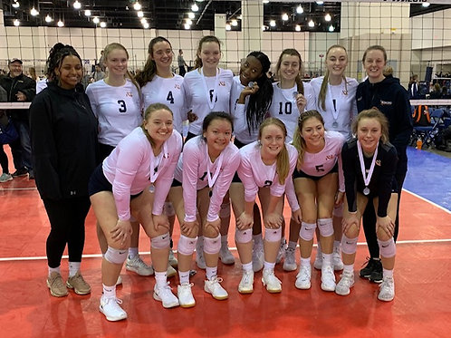 NorthStar Volleyball United Fall League TEAM Payment