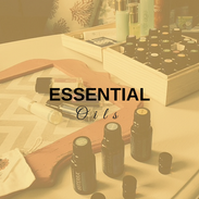 Tools:  Essential Oils