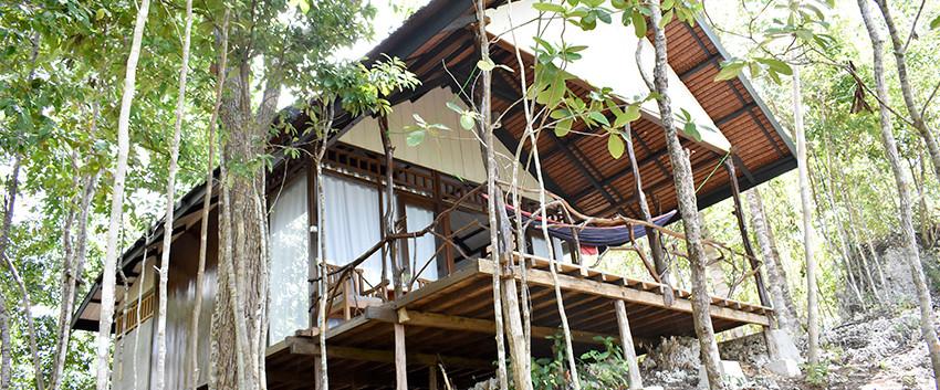 Jungle house @Araya