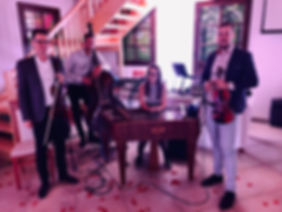 Cimbalová kapela Salon Orchestra