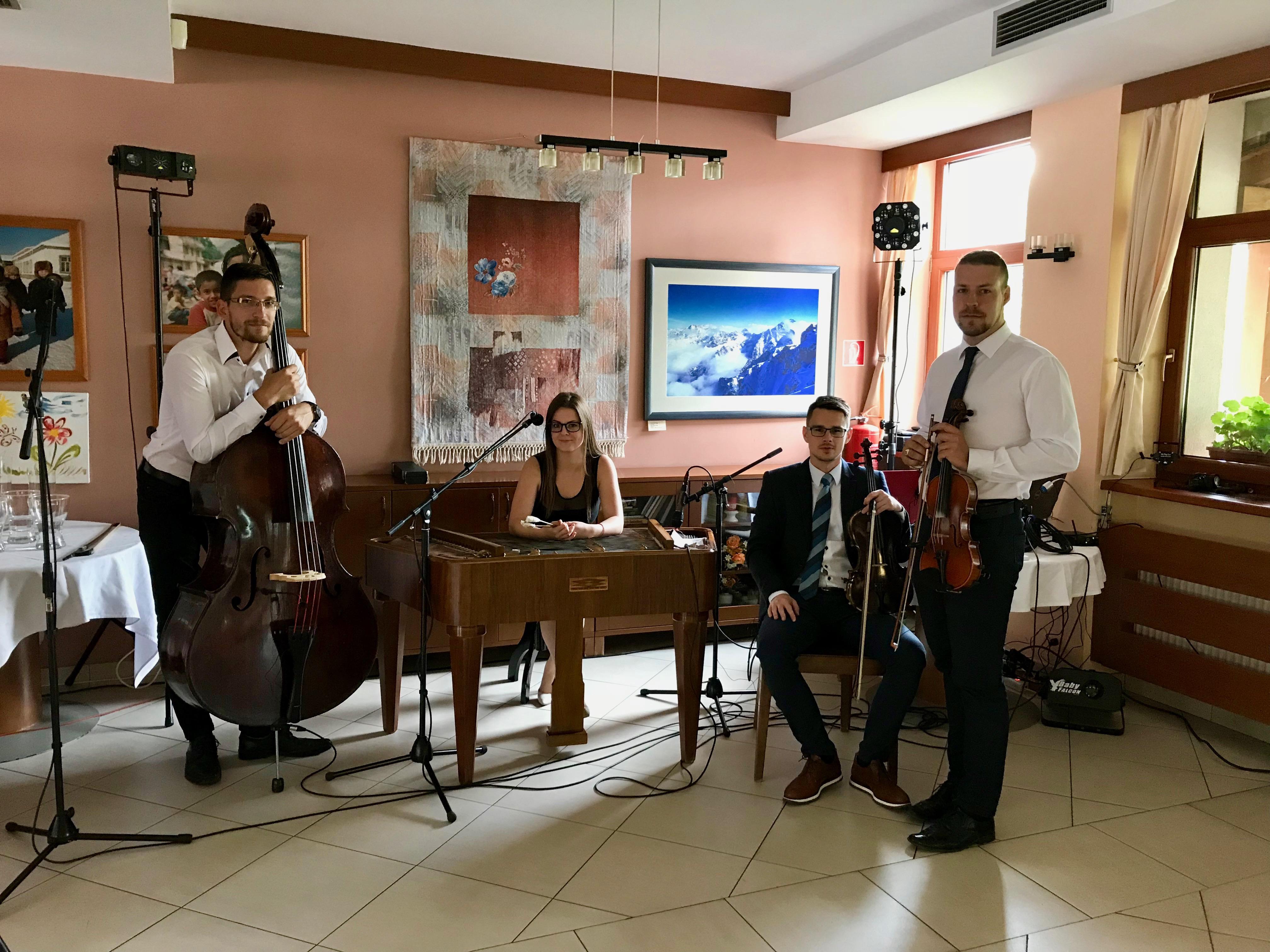 Cimbalová kapela svadba PB