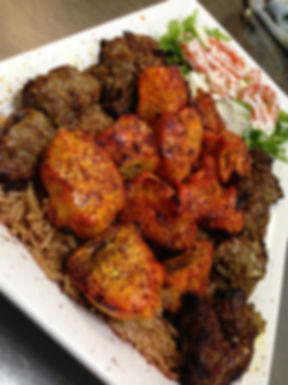 Unique Amazing Fresh Food that tastes really delicious with traditional experince here at Sacramento Kabob Palace.