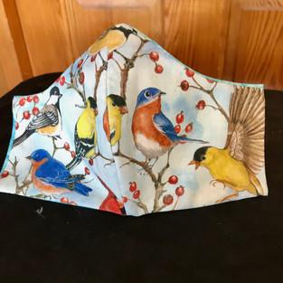 #1-22 Song Birds- sml, med, lrg $18.00