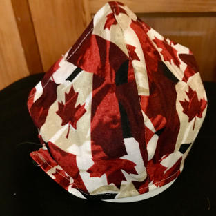 NC - 4 Flying Canadian Flag - medium, large $18.00