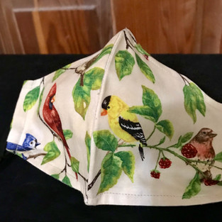 1-31 Golden Finches featured petite,med,lrg $18.00