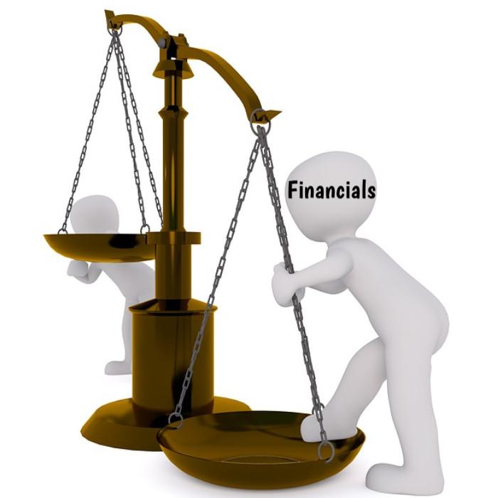 STI financials