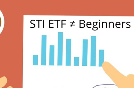 The STI ETF is NOT for beginners... No matter what the Internet says