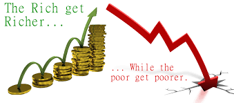 The Matthew Principle: Why the Poor have Their Money TAKEN from them!