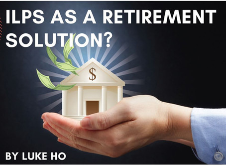 ILPs as a Retirement Solution?