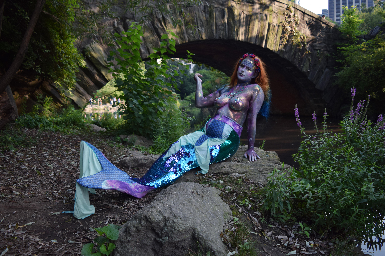 Not Your Average Mermaid