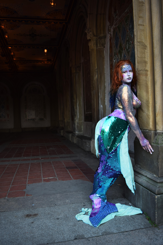 Mermaid Ass