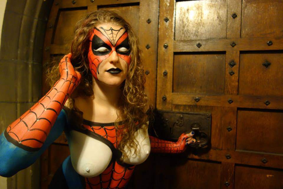 Did Someone Call For Spider Woman?