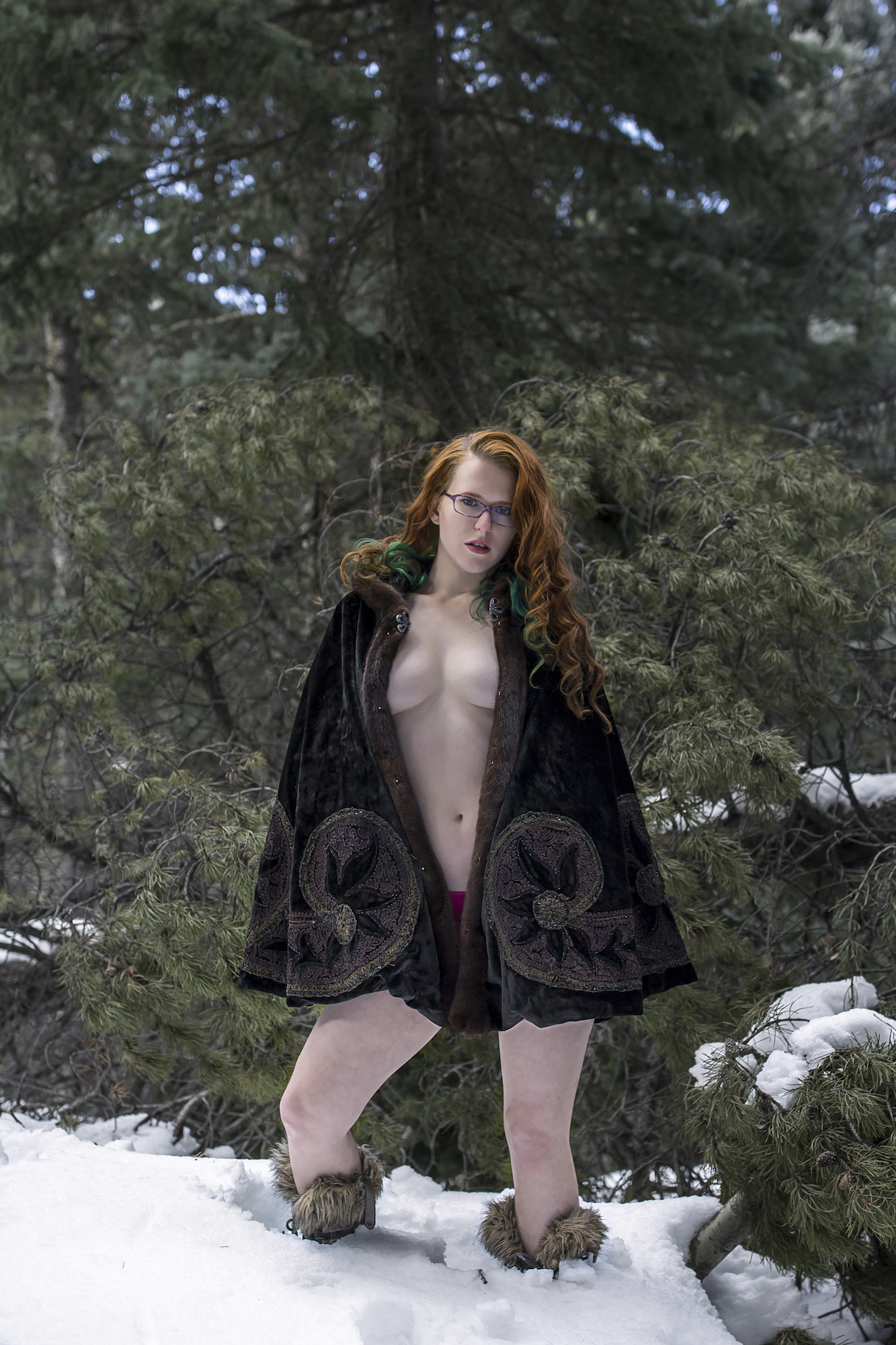 Wildling in the Snow
