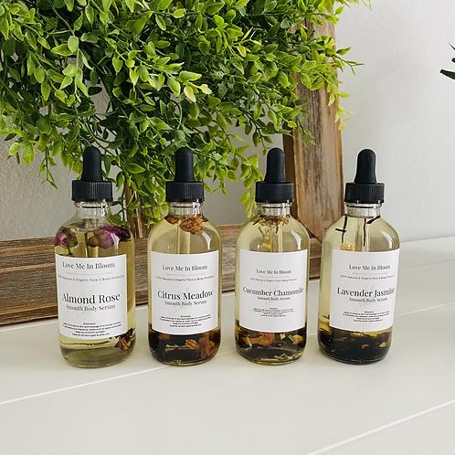 Body Oil Serums w/ Anti-aging Properties