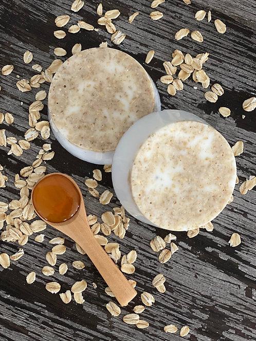 Oatmeal, Milk & Honey Soap Bars