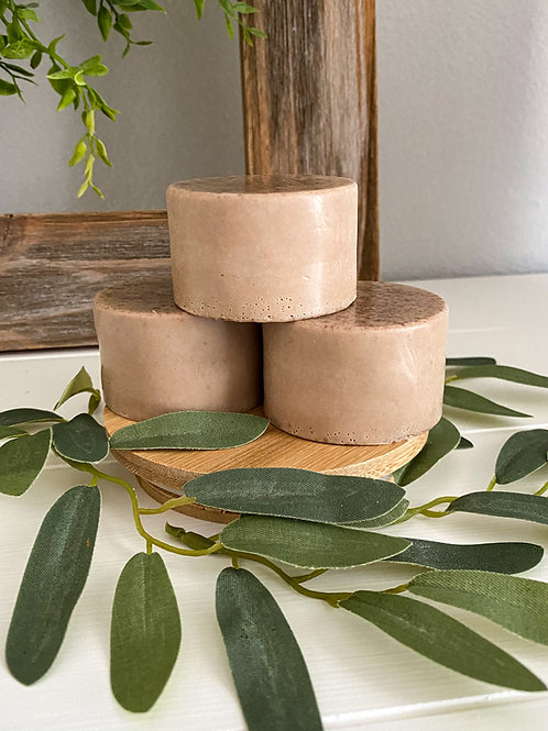Cedar & Aloe Shampoo & Conditioner Bar Set