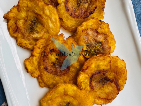 "Tostones Frito ""read recipe for a low carb option"""