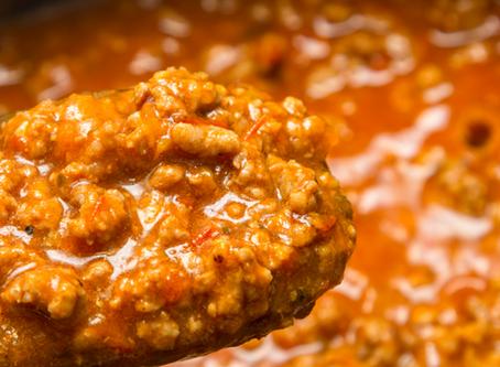 Easy Insta-Pot Meat Sauce