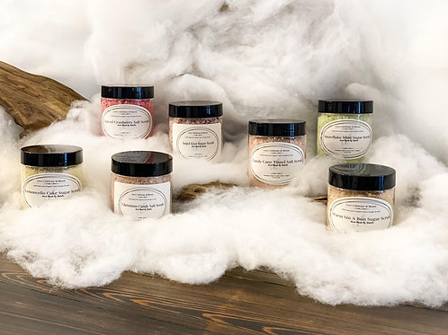 Winter Sugar Lip Scrubs