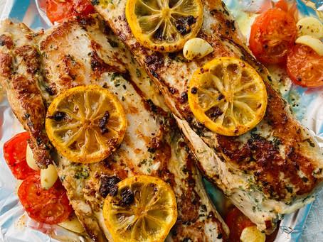 Citrus & Herb Marinated Pork Loin