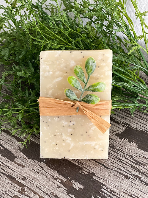Eucalyptus TeaTree Soap for Men