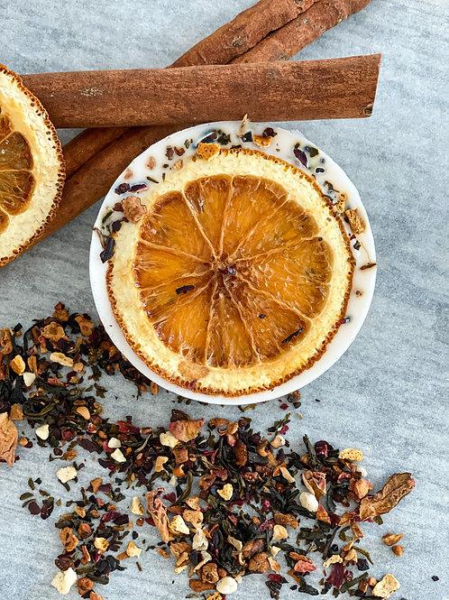 Wild Orange Blossom & Chamomile Soap Bar