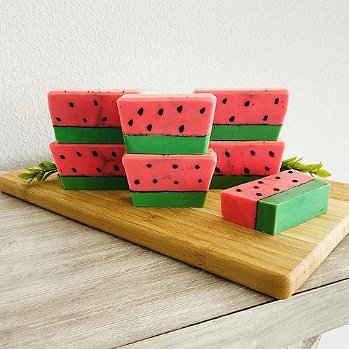 Creamy Watermelon Charcoal Dream