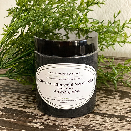 Activated Charcoal Face Masks