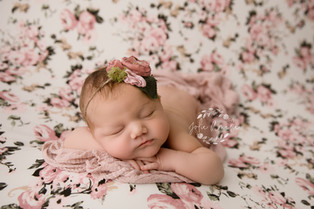 New Jersey  Newborn Photographer  | Beautiful Ava.