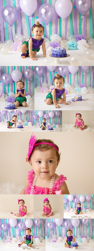 New Jersey cake smash Photographer  | Gianna is back!