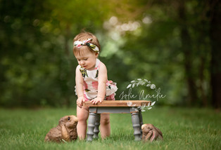 New Jersey cake smash Photographer  | Olivia is One!