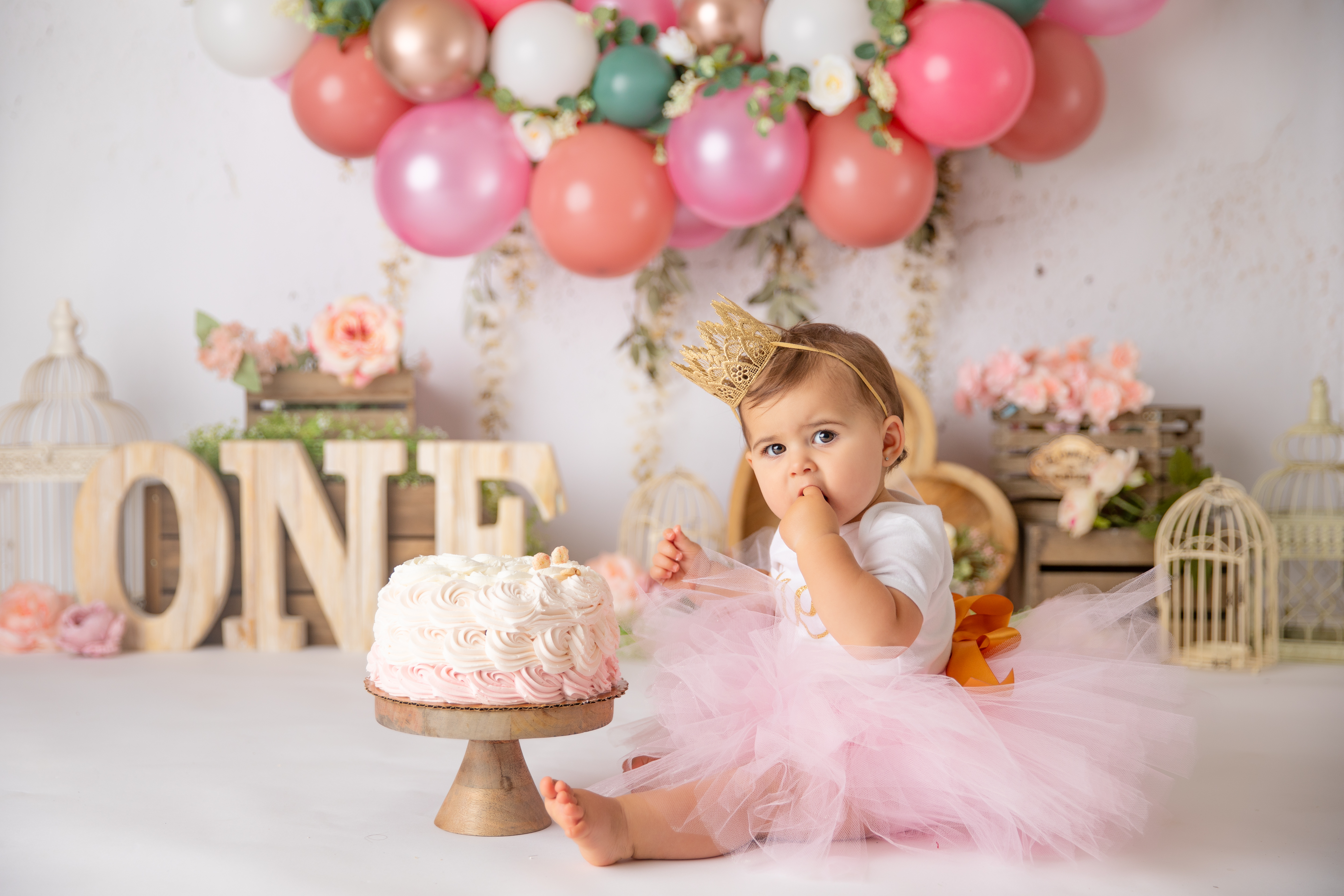 NJ cake smash photographer