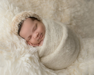 New Jersey Newborn Photographer  | Mason the cutest boy around