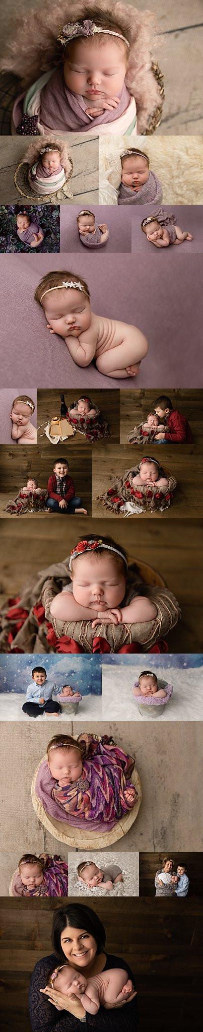 Bergen county NJ Newborn photographer