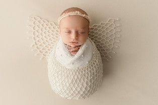 NJ Newborn Photographer Bergen County  | Beautiful baby Juliana.