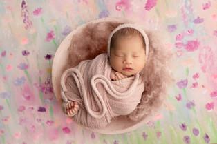 Best NJ Newborn Photographer  | Mila joy newborn session.
