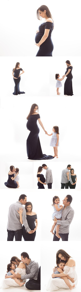 New Jersey Maternity Photographer  | Waiting for their little boy.