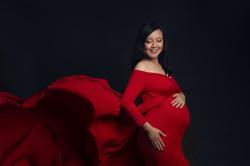 NJ studio maternity session NY maternity photographer